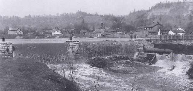 Ewart's Dam two