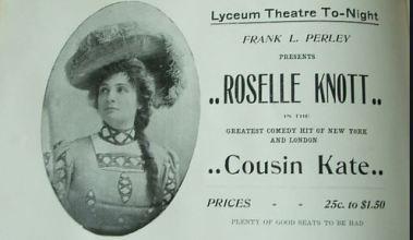Roselle Knott four
